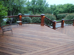 The Second Choice For Homeowners Staining Their Deck Is Deciding What Style Of Stain To Use Styles Range From Clear Solid Can Act Kind Like A